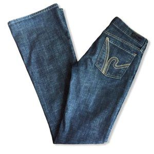Citizens of Humanity Ric Rac long flare jeans 26